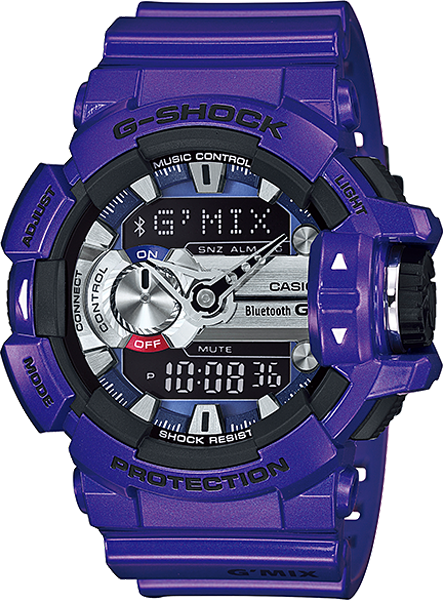 Casio G-Shock karóra GBA-400-2AER Bluetooth watch 637ef4f02a
