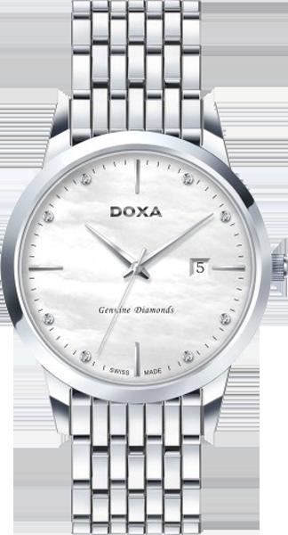 DOXA Slim Line II 106.15.051D.15 98a0c39c6d