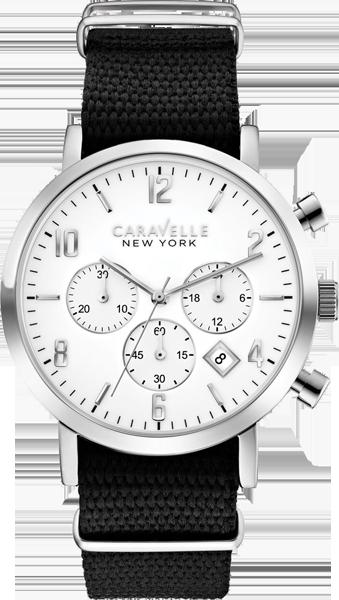 Minőségi Caravelle New York Férfi órák vásárlása — Webshop ingyenes ... 664d61166a