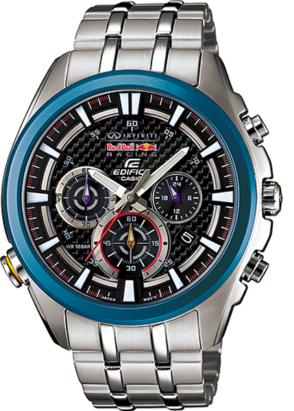 Casio Edifice Red Bull Limited karóra EFR-537RB-1AER a8b8b8db31