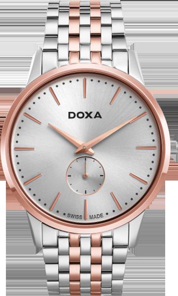 DOXA Slim Line I férfi karóra 105.60.021.60 90aaa1d7e2