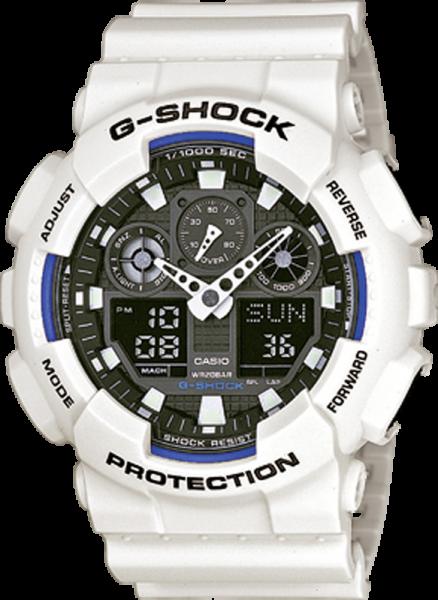 Casio G-Shock karóra GA-100B-7AER vásárlás — Minőségi Casio Casio G ... 5c949d5942
