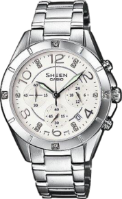 Casio Sheen női karóra SHE-5021D-7AEF